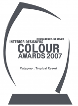 Home&Decor ICI Dulux Interior Designers Colours Awards 2007